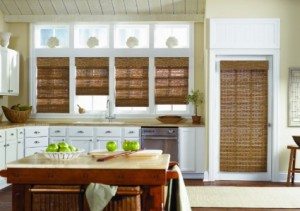 Woven Wood Shades in Tuscaloosa