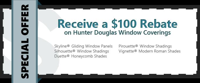 coupon-hunter-douglas-100-rebate